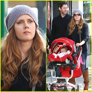 Amy Adams: Christmas Shopping with Darren Le