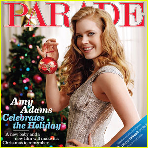 Amy Adams Covers 'Parade' Magazine
