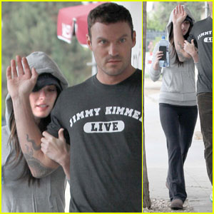 Brian Austin Green: I'm Lucky to Have Megan Fox
