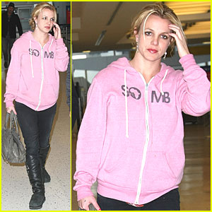 Britney Spears: JFK with Jason Trawick!