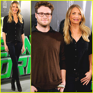 Cameron Diaz: 'Green Hornet' Photo Call!