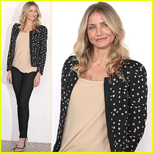 Cameron Diaz: 'Green Hornet' Photo Call in Rome!