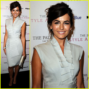 Camilla Belle: Hollywood Style Awards 2010!