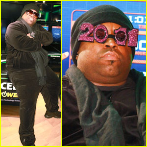 Cee Lo Green Lights Up 2011
