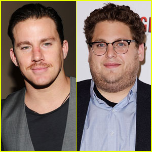 Channing Tatum & Jonah Hill: '21 Just Street' Stars!