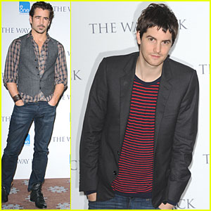 Colin Farrell & Jim Sturgess: 'The Way Back' Photo Call!