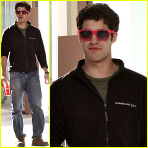 Darren Criss: Let's Do Lunch!