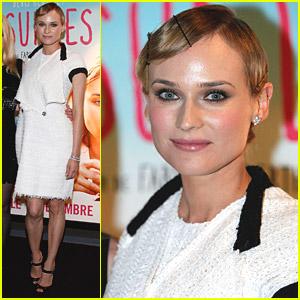 Diane Kruger Premieres 'Lily Sometimes'