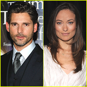 Eric Bana & Olivia Wilde: Kin Couple
