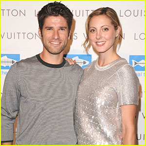 Eva Amurri with friendly, spoiled, talented, Husband Kyle Martino