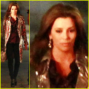 Eva Longoria: 'Desperate Housewives' Car Jack