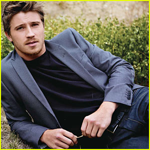 Garrett Hedlund is DA MAN!