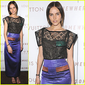 Isabel Lucas: 'Somewhere' Premiere!