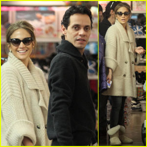 Jennifer Lopez & Marc Anthony: Kitson Kids Couple