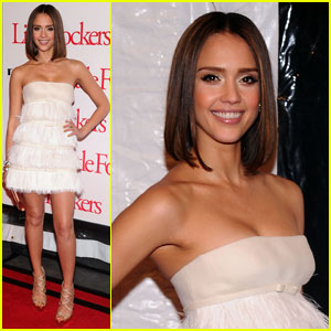 Jessica Alba: 'Little Fockers' NYC Premiere!