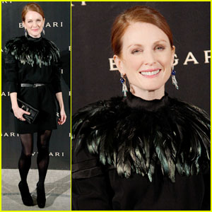 Julianne Moore: Bulgari 125th Anniversary Celebration