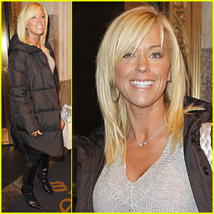 Kate Gosselin: New Lighter Locks!