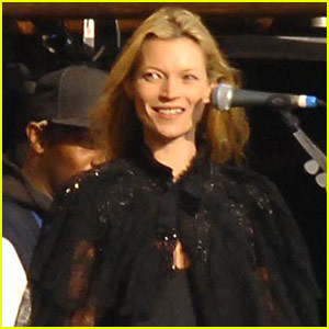 Kate Moss Album In The Making?