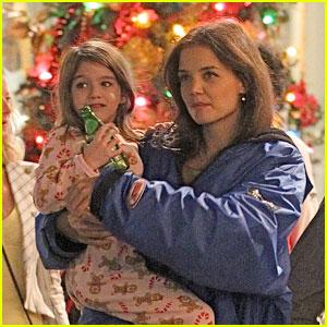Katie Holmes Jack And Jill Suri Celebrity Babies