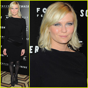 Kirsten Dunst: 'Somewhere' Screening with Parker Posey