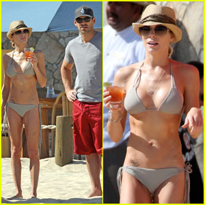 LeAnn Rimes: Mexico with Eddie Cibrian!