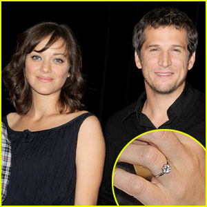 Marion Cotillard: Engaged to Guillaume Canet?