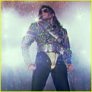 Michael Jackson: 'Hold My Hand' Video Premiere with Akon!