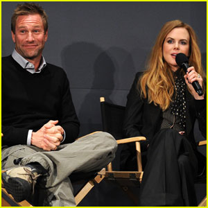 Nicole Kidman & Aaron Eckhart: 'Rabbit Hole' Discussion at Apple