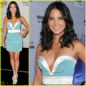 Olivia Munn: Spike TV's 2010 Video Game Awards