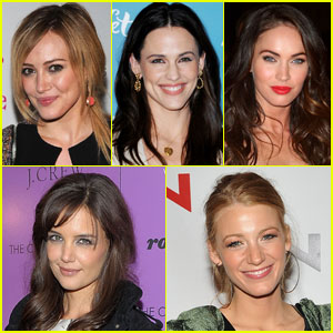 JustJared.com's Most Popular Actresses 2010