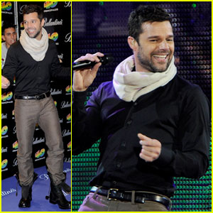 Ricky Martin: 'Music+Soul+Sex' Tour Coming Soon!