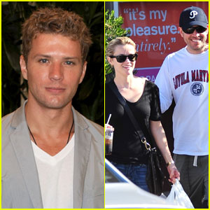 Ryan Phillippe: Happy for Ex Reese's Engagement