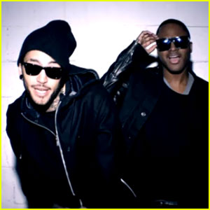 Taio Cruz sings and cruises around with Travie McCoy in the video for ...