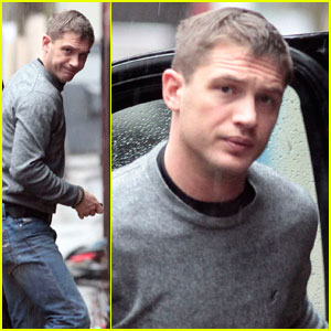 Tom Hardy: This Means Rainy War