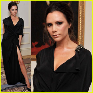 Victoria Beckham: British Fashion Award Nominee!
