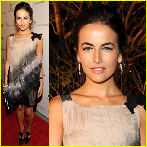 Camilla Belle: Art of Elysium Gala 2011