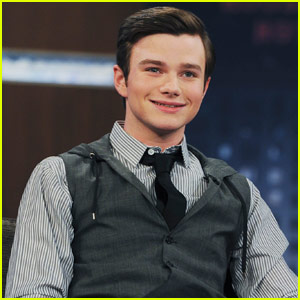 Chris Colfer: My Voice is Dubbed by a Large European Man