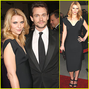 Claire Danes: Directors Guild Awards with Hugh Dancy!