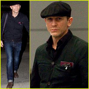 Daniel Craig: Los Angeles Arrival!