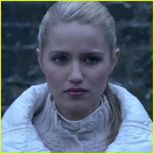 Dianna Agron: 'The Hunters' Teaser Trailer!