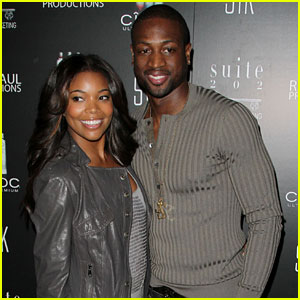 Gabrielle Union: LeBron James' Birthday Party!