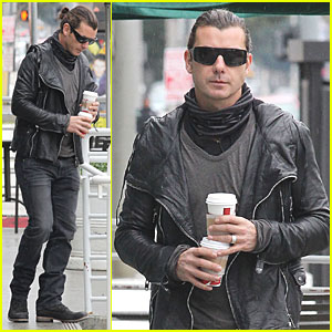 Gavin Rossdale: Lakewood with Gwen & the Boys!