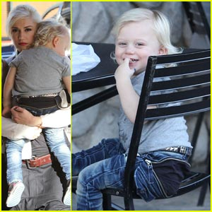 Gwen Stefani & Gavin Rossdale: Saturday With The Boys!