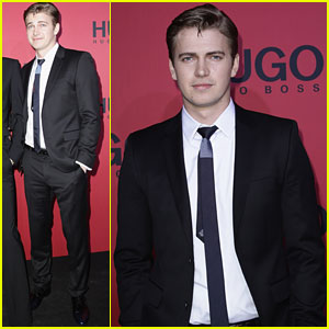Hayden Christensen: Hugo Boss in Berlin