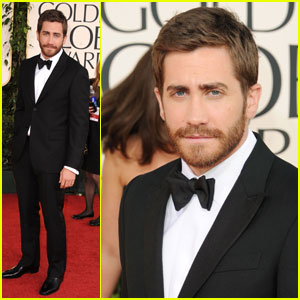 jake gyllenhaal golden globes 2017 - photo #4