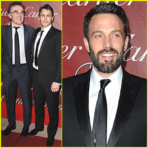 Ben Affleck & James Franco: Palm Springs Film Fest!