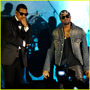 Jay-Z &#038; Kanye West: New Year's Eve Performance!