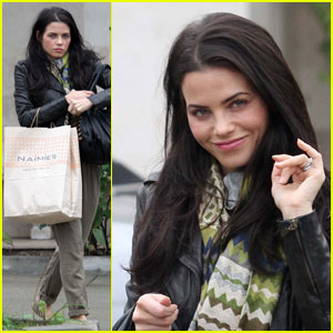 Jenna Dewan: Naimie's Beauty Center Stop