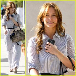 Jennifer Love Hewitt: Directing 'Wait Till Helen Comes'
