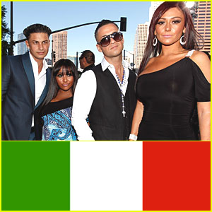 Jersey Shore: Italy for Season 4!